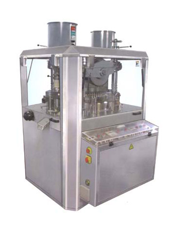 One of the foremost manufacturer, supplier, exporter of tablet press, tablet press machine, rotary tablet press machine