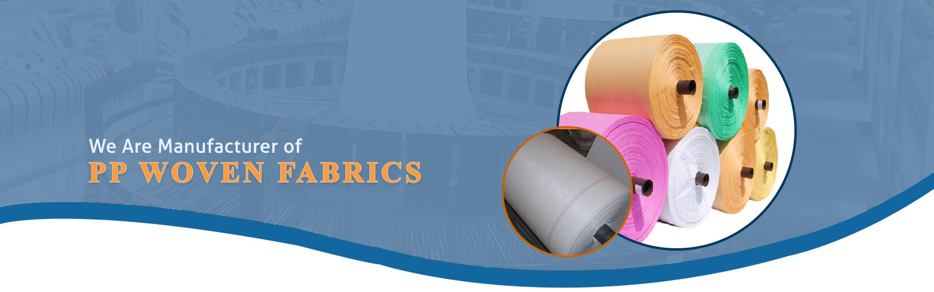 PP Woven Roll Exporter in Asia